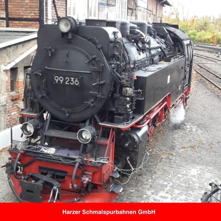 Referenz 2 Harzer Schmalspurbahnen GmbH