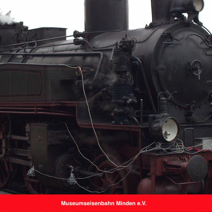 Referenz 6 Museumseisenbahn Minden e.V.